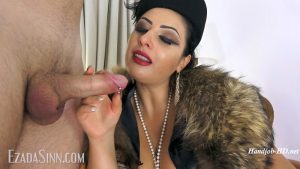 5 ruined orgasms instead of fellatio – Mistress Ezada Sinn
