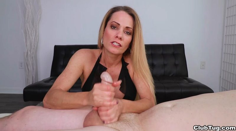 Cum Again – Club Tug – Allura Skye