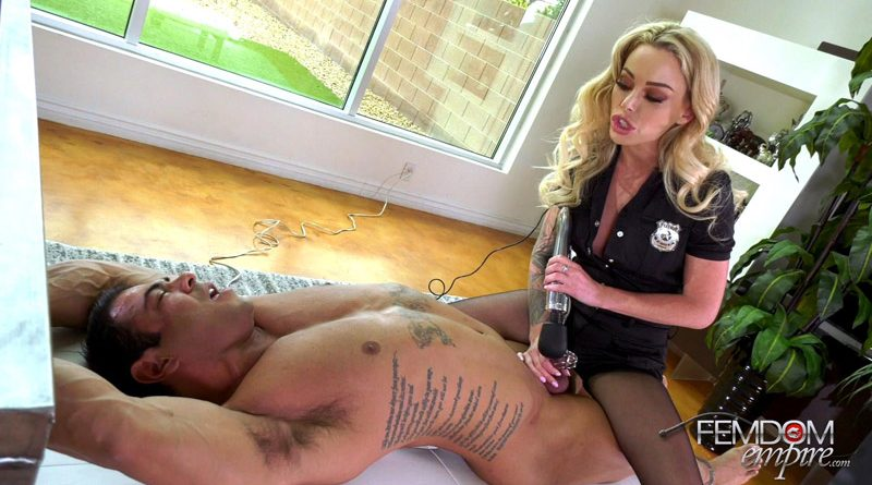 Edging Interrogation – Femdom Empire – Isabelle Deltore