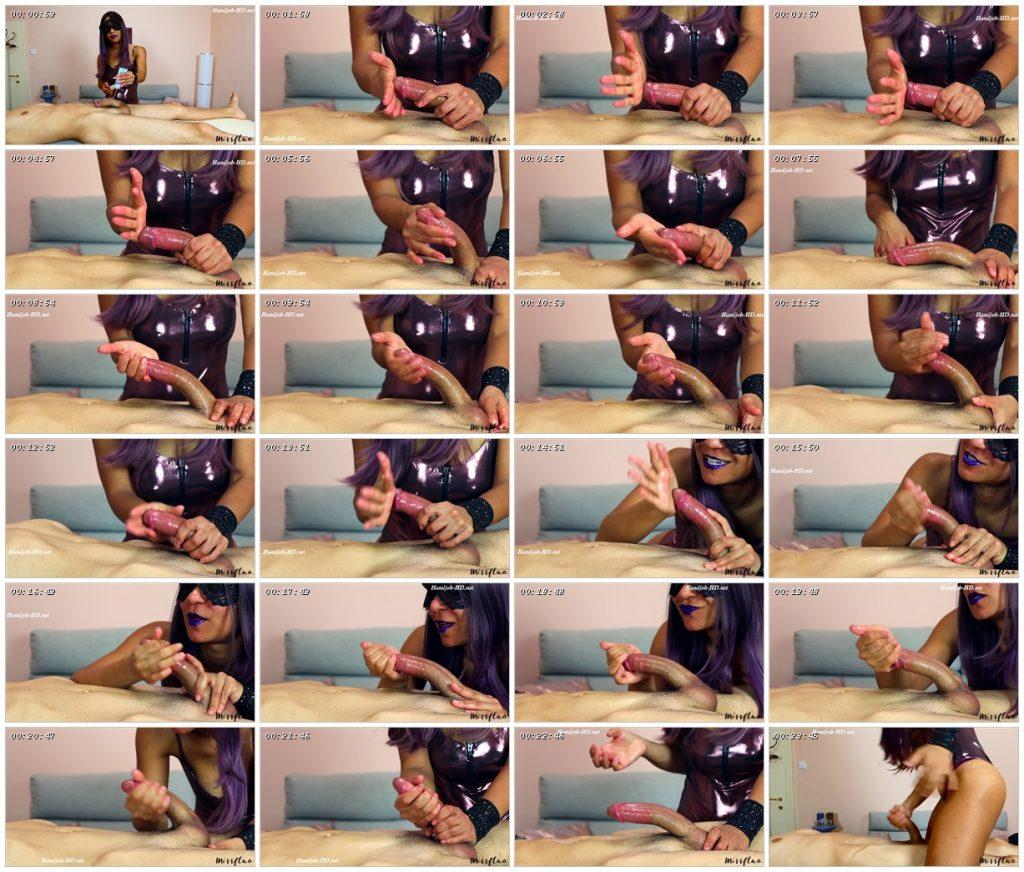Glans Rubbing Handjob With Postcum Torture A57 – Miss Fluo_scrlist