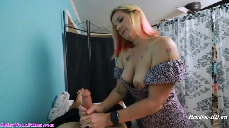 Massage from my Hot Aunt – Part 3 – Jane Cane – Shiny Cock Films