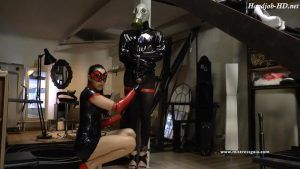 Mistress Gaia – Latex Cum