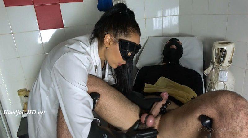 Mistress Gaia – Orgasmic Latex Gloves