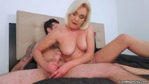 Potent Sperm For Aunt Paris Rose – Cum Blast City