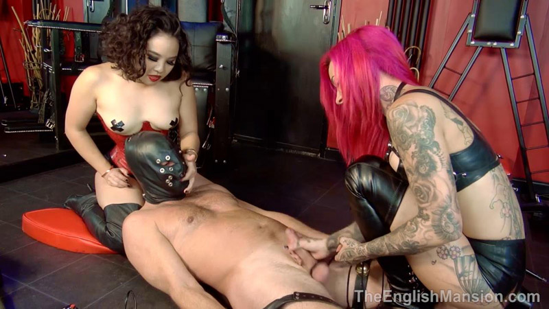 Ruined By Beauty - The English Mansion - An Li, Miss Analisa