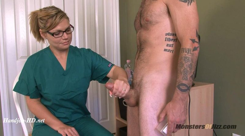 Sexy Milf Nurse Jack Off Dick – Monsters Of Jizz