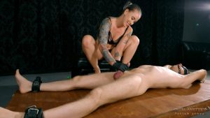 Trampled and milked – Cruel Anettes Fetish Store