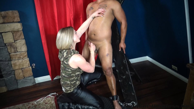Blowjobs and Ballbusting - Raptures Fetish Playground