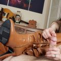 Boot Fetish HandJob From Your Sexy Sister – Katy Faerys Forbidden Fetish Films