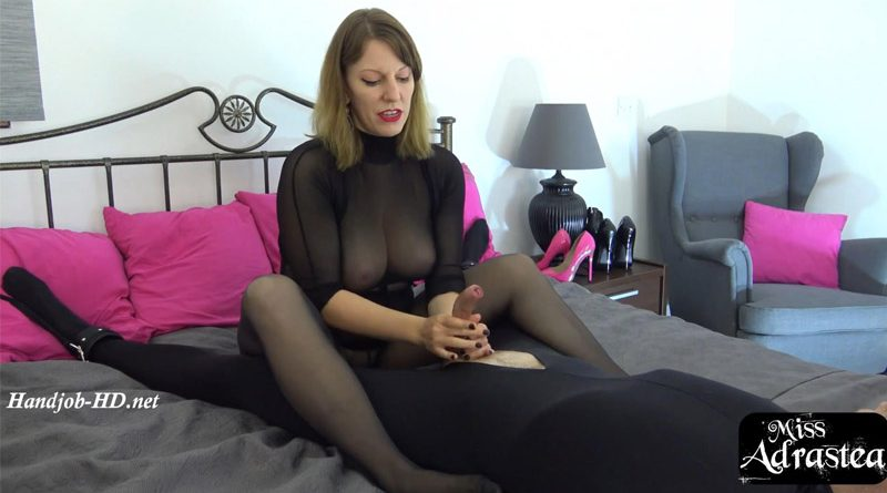 Bound and milked to ruined orgasm! – Miss Adrastea