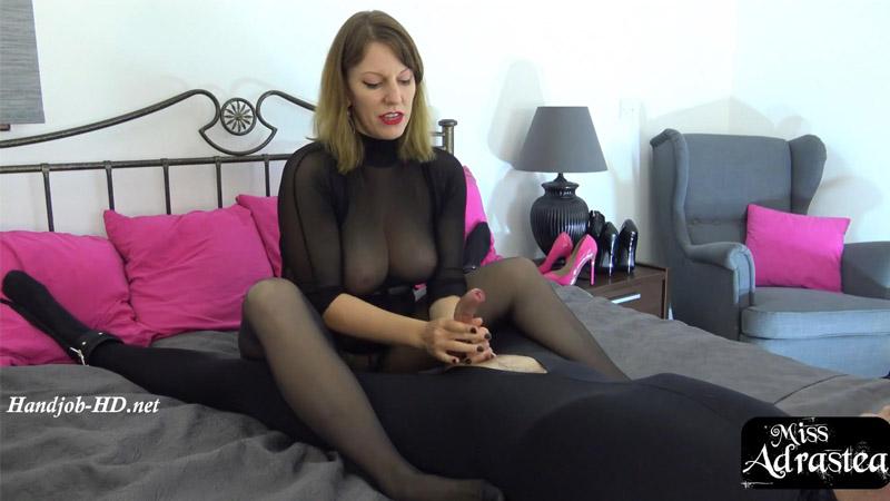 Bound and milked to ruined orgasm! - Miss Adrastea