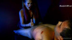 Harley Quinn's Mischievous Handjob – SilverCherrys Handjobs With a Twist