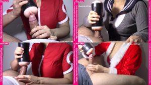 Nina-Love Fleshlgiht Handjob Cumshots Compilation #1 – Pocket Pussy