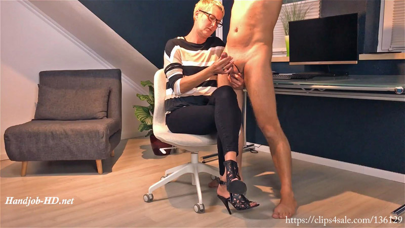 Attracted by your Sensual Hands - Triple F Addiction