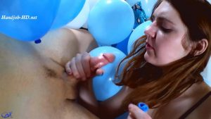 Blowing Balloons & Busting a Nut – Aglaea Productions – Desiree Audri