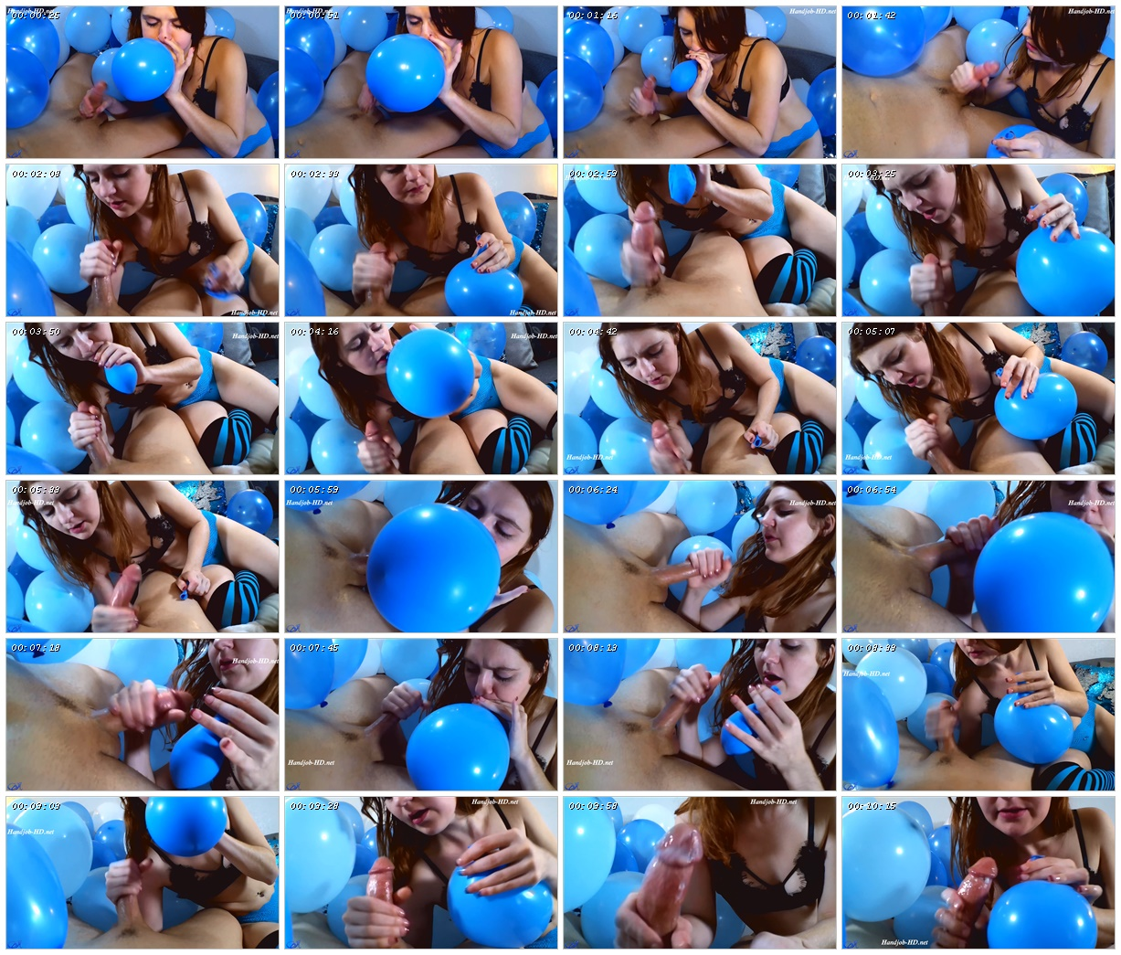 Blowing Balloons & Busting a Nut – Aglaea Productions – Desiree Audri_scrlist