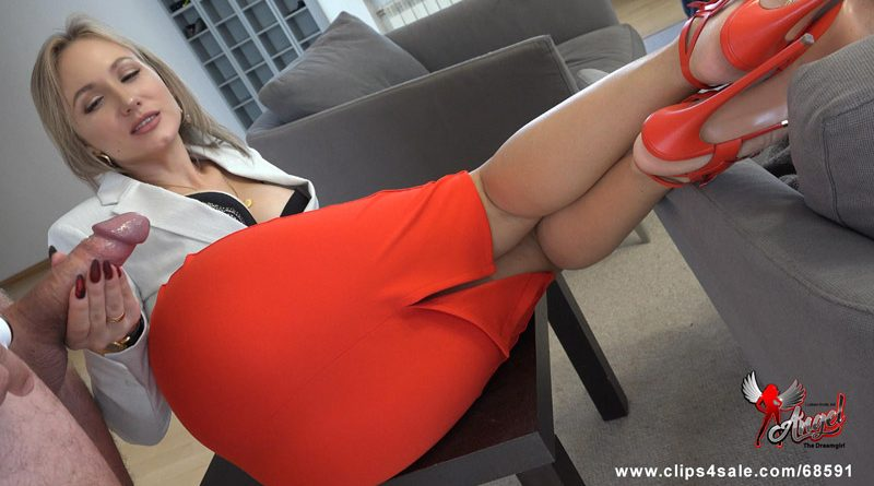 Let's Mess Up My Skirt – Angel The Dreamgirl