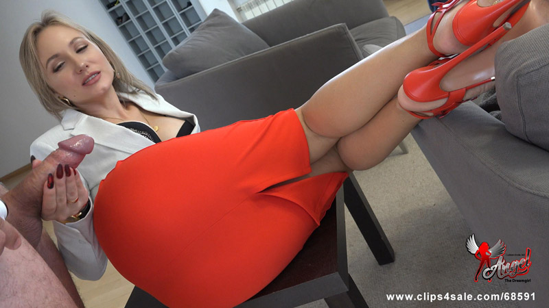 Let's Mess Up My Skirt - Angel The Dreamgirl