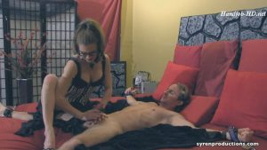Orgasm Ruined By His Governess – Mistress Aleana's Queendom