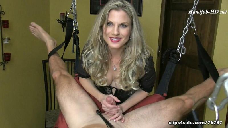 POV Cock Torture Of The Faceless Prick – Mistress Aleana's Queendom