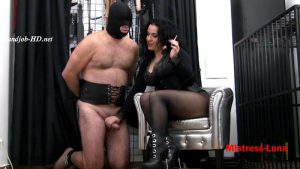 Pleasure is for me – Mistress Luna