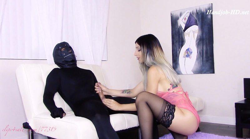 Alexas Edging Orgasm JerkToy – Goddess Alexa