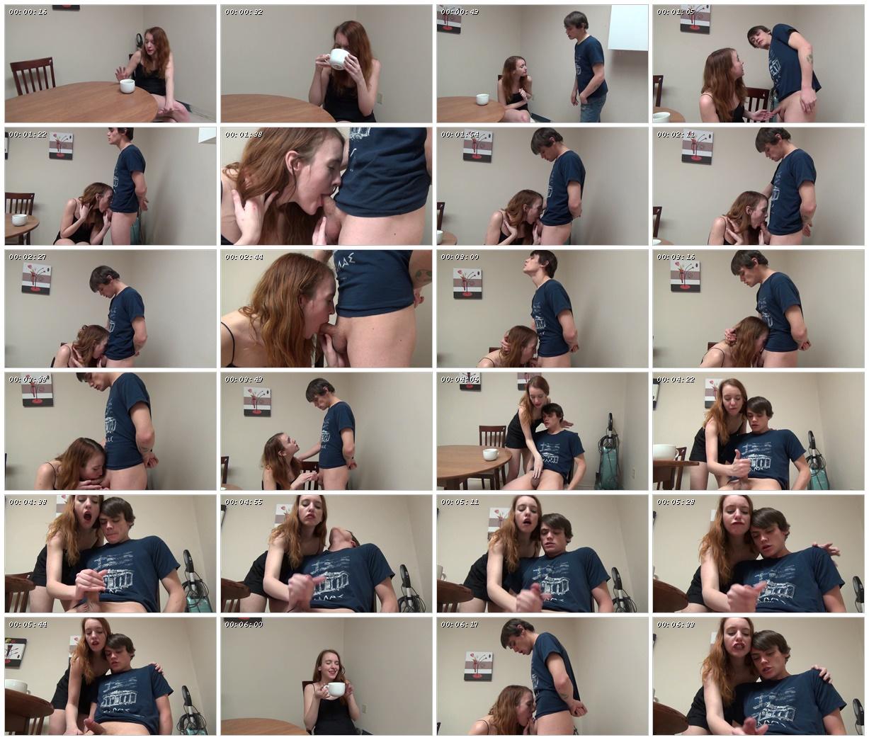 Housewife Cum Rampage!!! – JERKY GIRLS – Amelie White_scrlist
