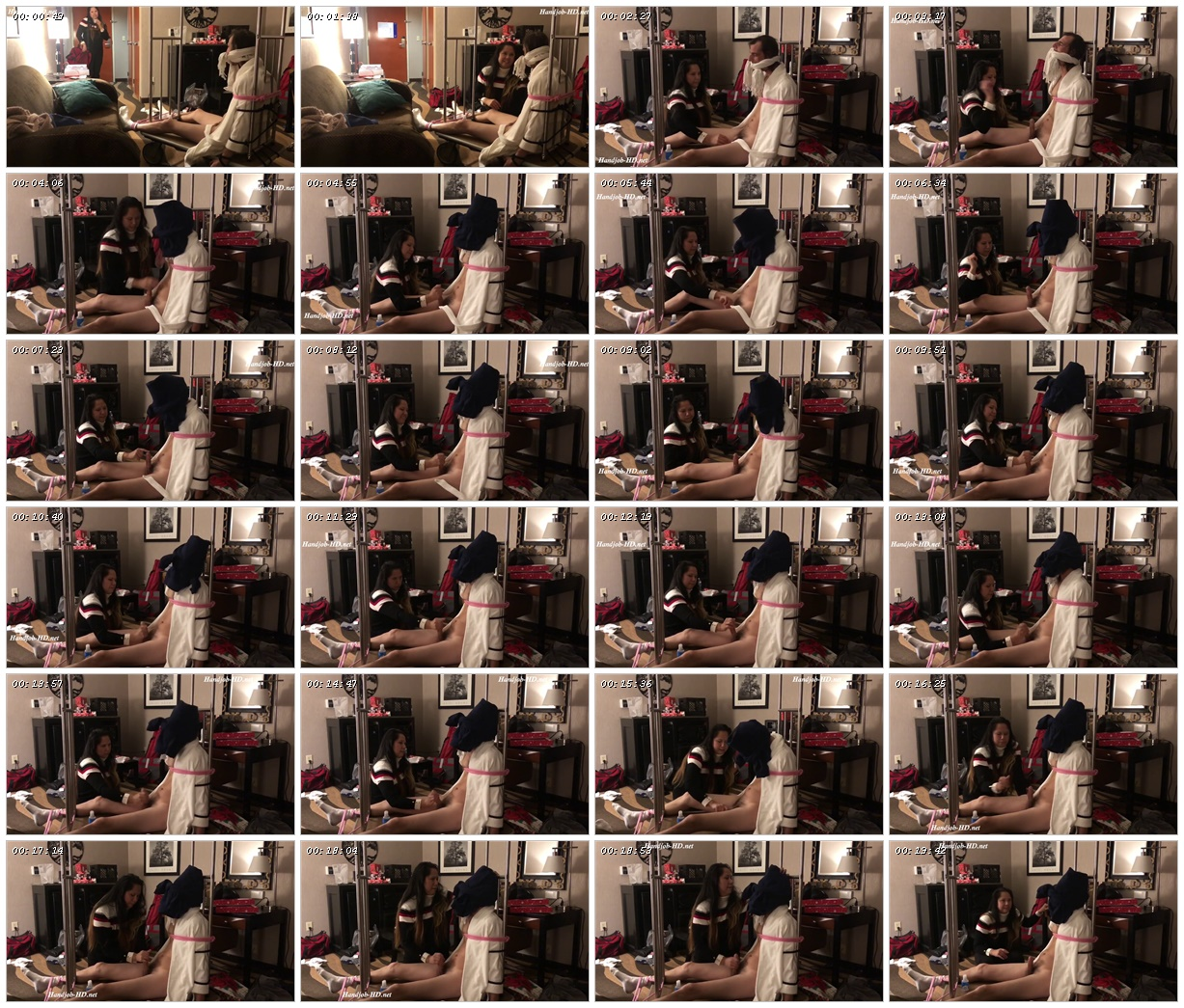 Left Tied Up In Hotel Room Stranger Walk In And Give A Torture Handjob – Mistress G_scrlist