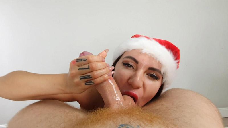 Merry XXXmas to all my amazing fans – Nikki Rockwell
