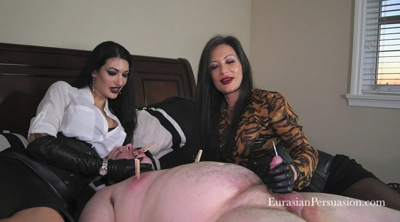 Sound and Taste of Cum and Pain – Vancouver Kinky Dominatrix – Miss Jasmine, Mistress Damazonia