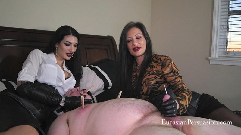 Sound and Taste of Cum and Pain – Vancouver Kinky Dominatrix – Miss Jasmine, Mistress Damazonia