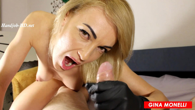 Stepmom Blowjob Handjob Ruined Orgasm – Gina Monelli