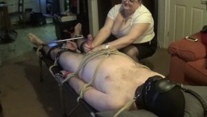 Bound Gagged, Edged, Cbt, Polished And Post Orgasm Torture No Mercy!! – TOPofthePOT