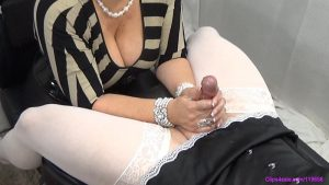 Closeup Sissy Milking – Forced By Step-Mommy