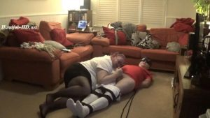 Footballer Bound Gagged Hogtied Tickled With Handjob By Femdom – TOPofthePOT