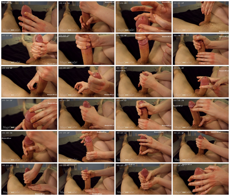 POV close up handjob – MagicCookieGirl_scrlist