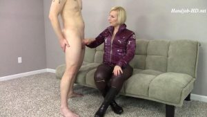 PVC Jacket Wellies Leather Pants BJ Cum – Brittany Lynn