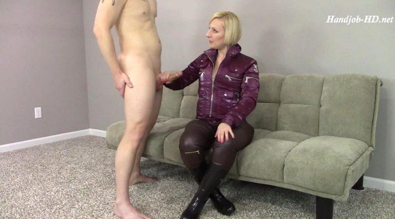 PVC Jacket Wellies Leather Pants BJ Cum – Brittany Lynn