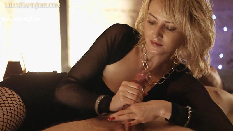 Sexy handjob