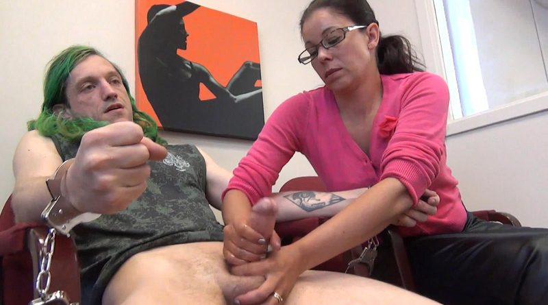 Therapy With Ms Anderson – JERKY GIRLS