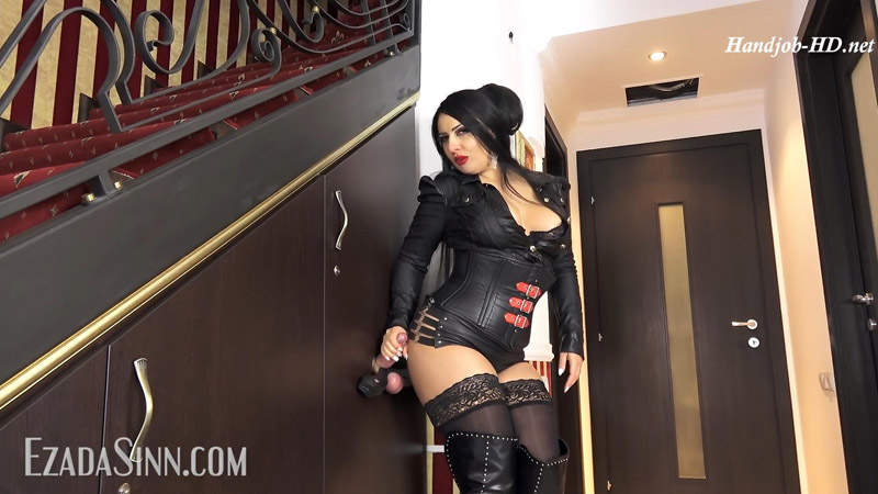 Trapped and drained in the glory hole - Mistress Ezada Sinn