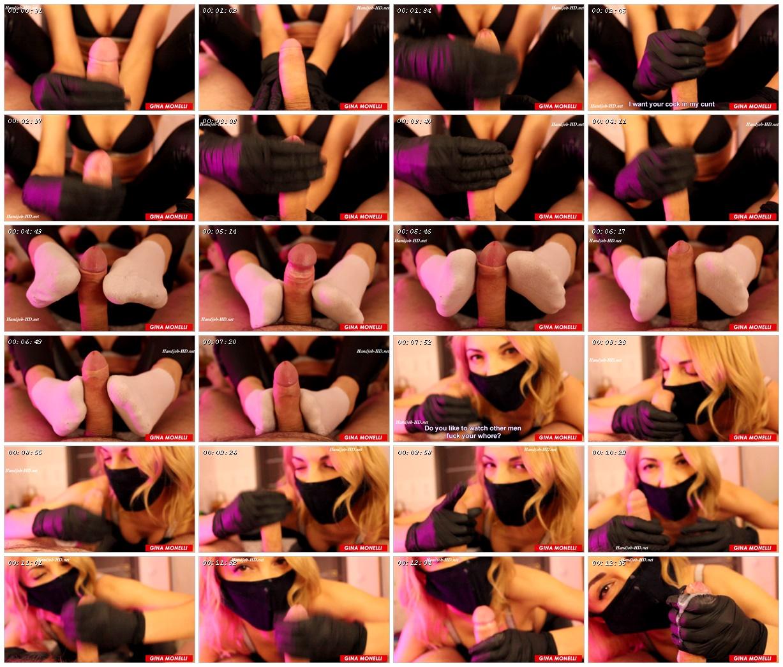Handjob Latex Gloves Footjob White Socks – Gina Monelli_scrlist