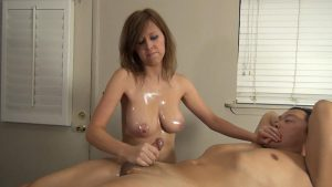 Jennifer's Topless Massage – JERKY GIRLS