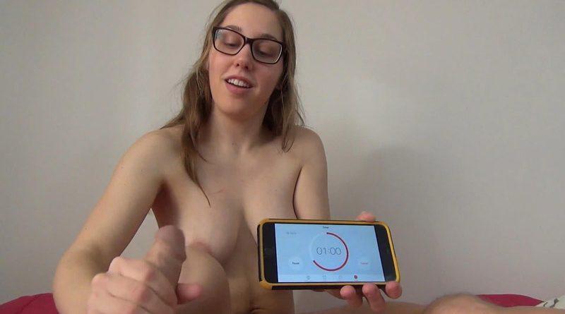 Lexy's Orgasm Challenge – JERKY GIRLS