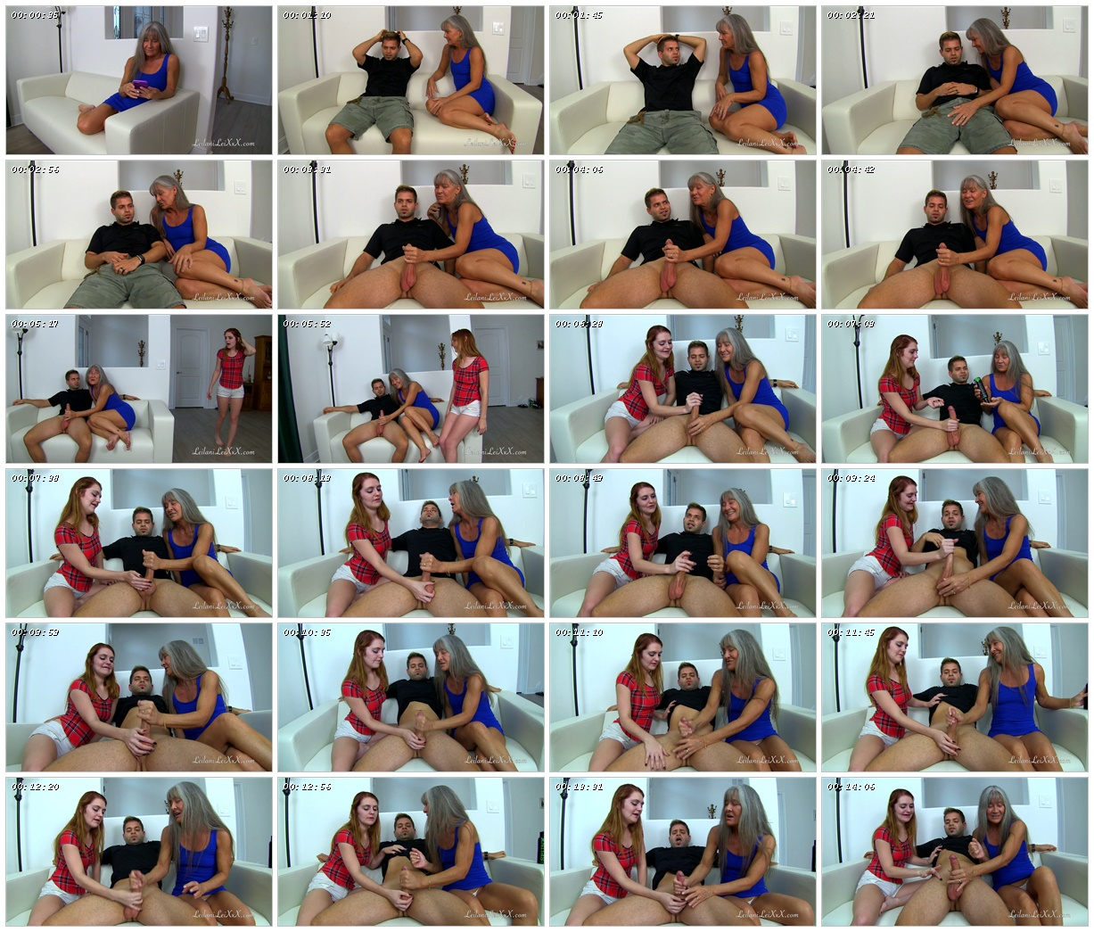 Stroking Young Dick With My Step-Daughter - Aglaea Productions - Desiree Audri, Leilani Lei_scrlist