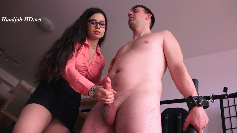 The Chastity Ultimatum - Lesson 7 Black Balls And Real No Touch Cumshot - The Perfect Ruined Orgasm - Diary Of Princess Mira