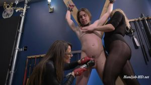 Tormented on the cross – OublietteClip Store – Mistress Tess, Mistress Krush