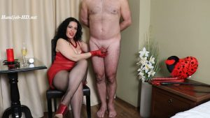 Valentine for hubby – Mistress Luna