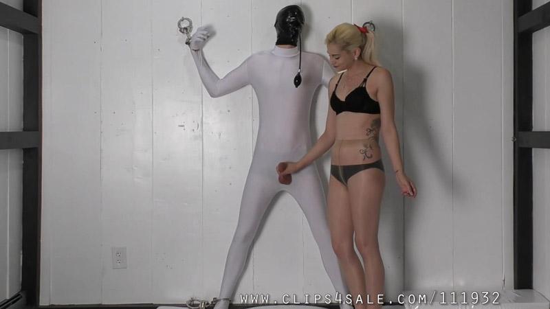 Worst Bondage Buddy Ever - Mistress Helix