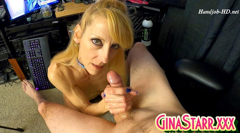 Gina Starr Hand and Mouth – Gina Starr